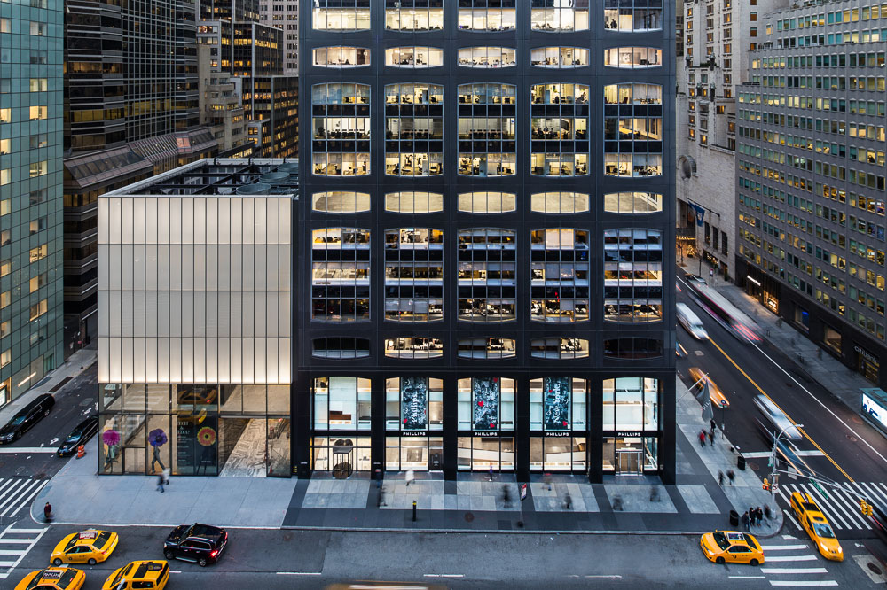 450 Park Avenue owned by Oxford Properties Group