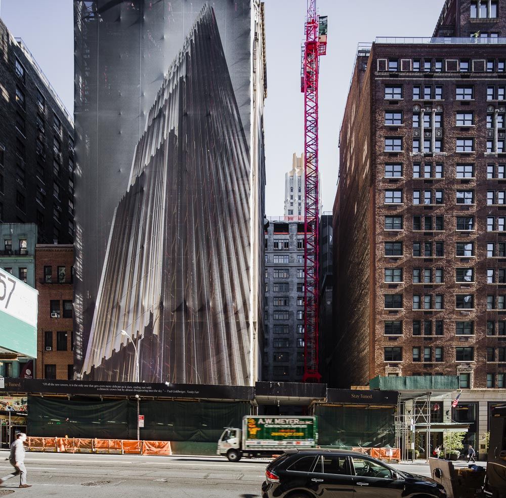 111 W 57 St by Shop Architects