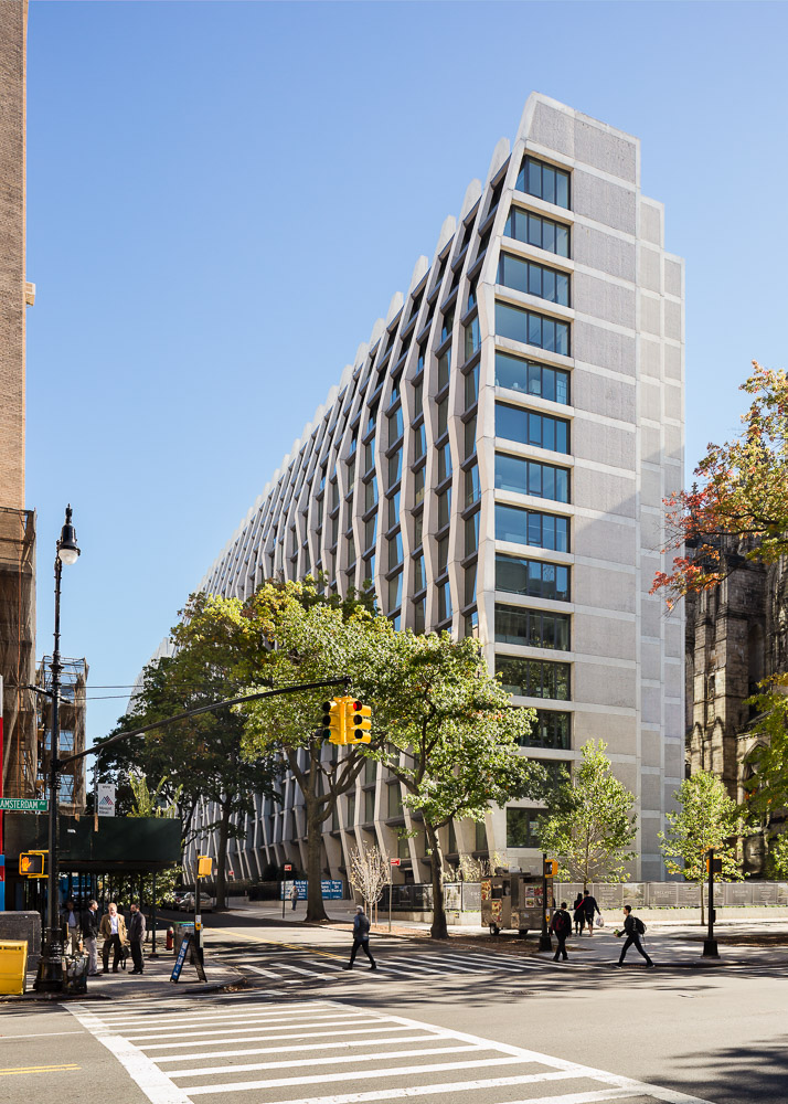 Enclave at the Cathedral designed by Handel Architects
