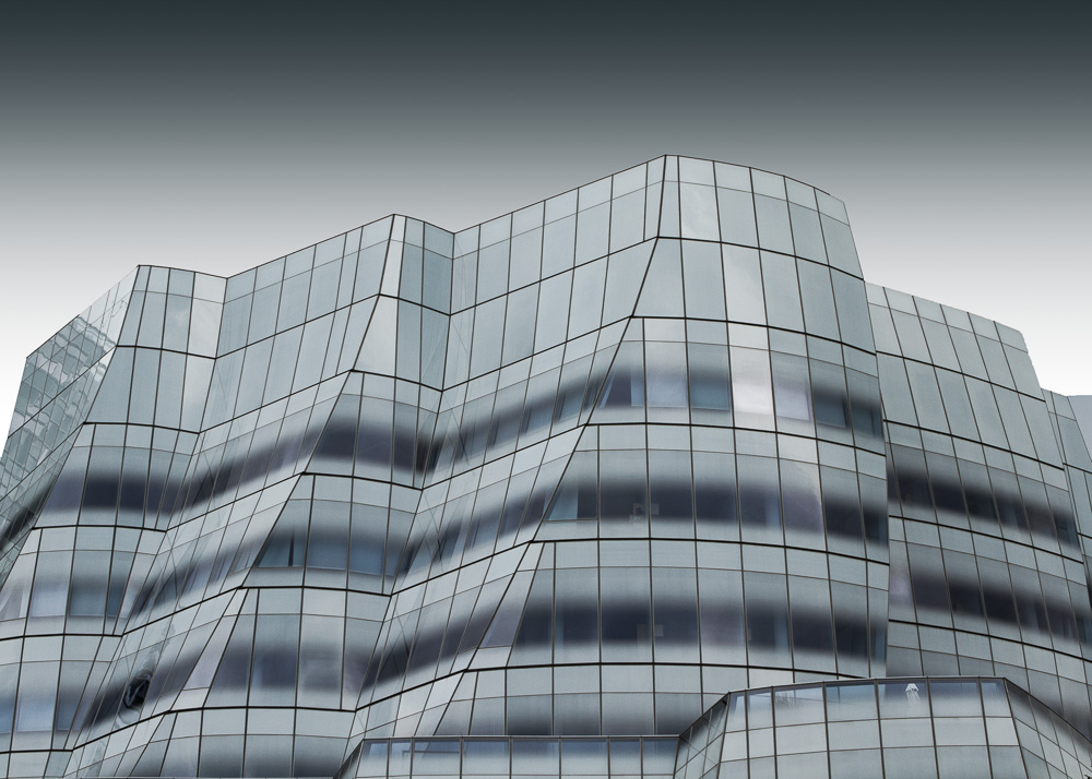 IAC Building in New York City by Frank Gehry