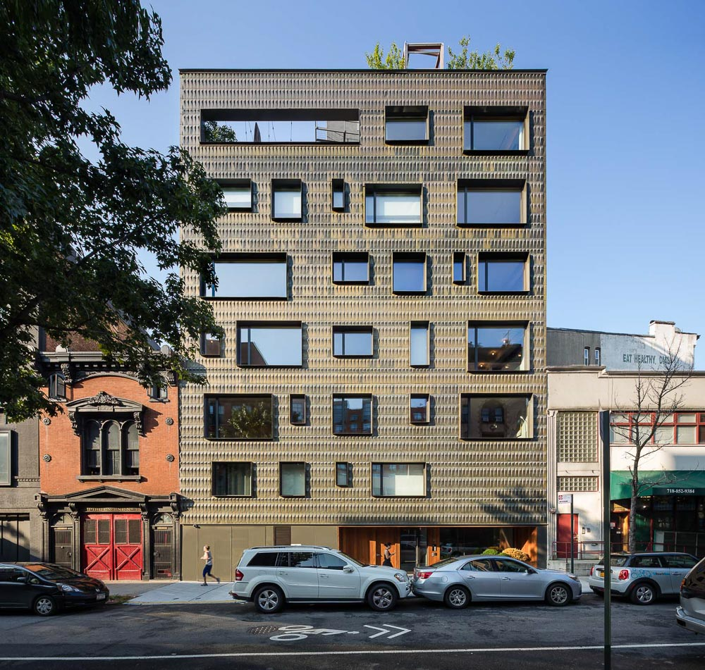 Residential Multi-Family Housing at Boerum Hill, Brooklyn, New York