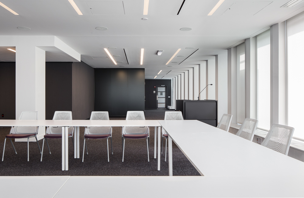 Columbia Law School Conference space