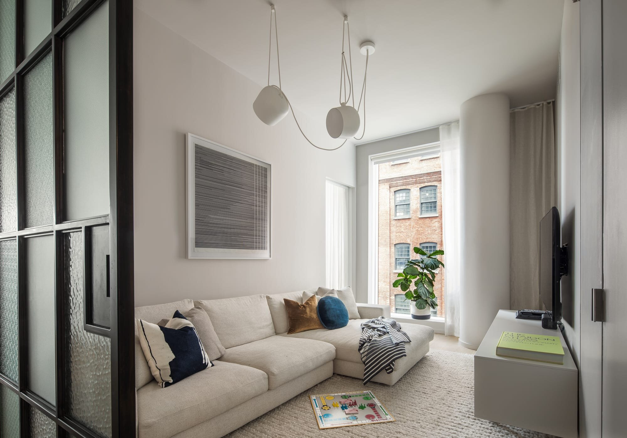 Guest room designed by Alloy Development