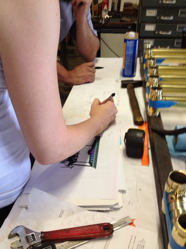 DIFFA Urban Picnic by Design | Robin Colton Interior Design Studio Austin Texas Blog | www.robincolton.com