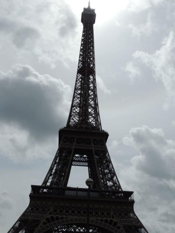 Ah Paris Eiffel Tower   Robin Colton Interior Design Studio Austin Texas Blog   www.robincolton.com