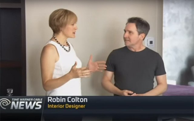 Curating a Personal Art Collection House Proud Interview | Robin Colton Studio Austin Texas Blog | www.robincolton.com
