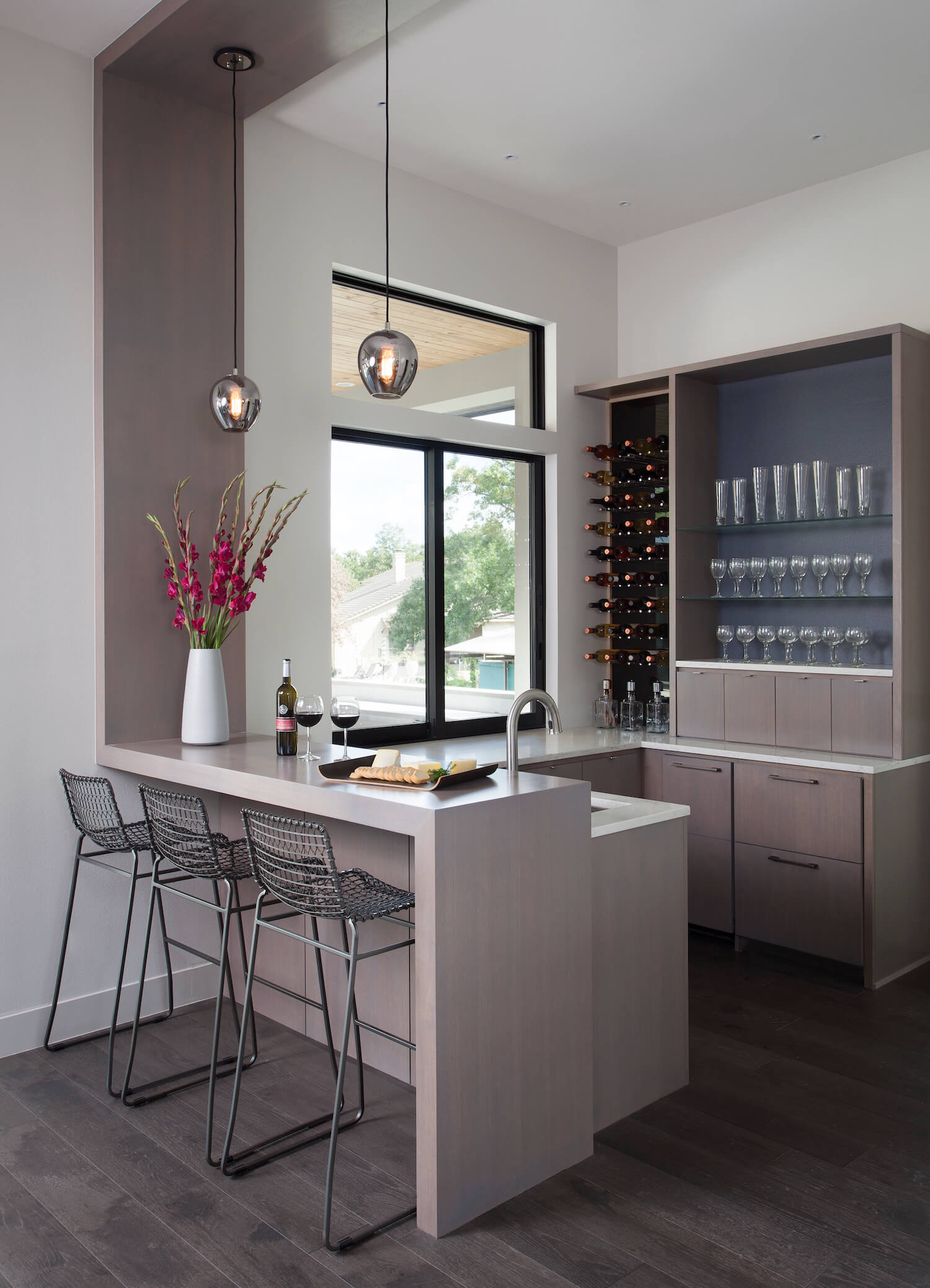 Horseshoe Bay Bar | Robin Colton Interior Design Studio Austin Texas | www.robincolton.com
