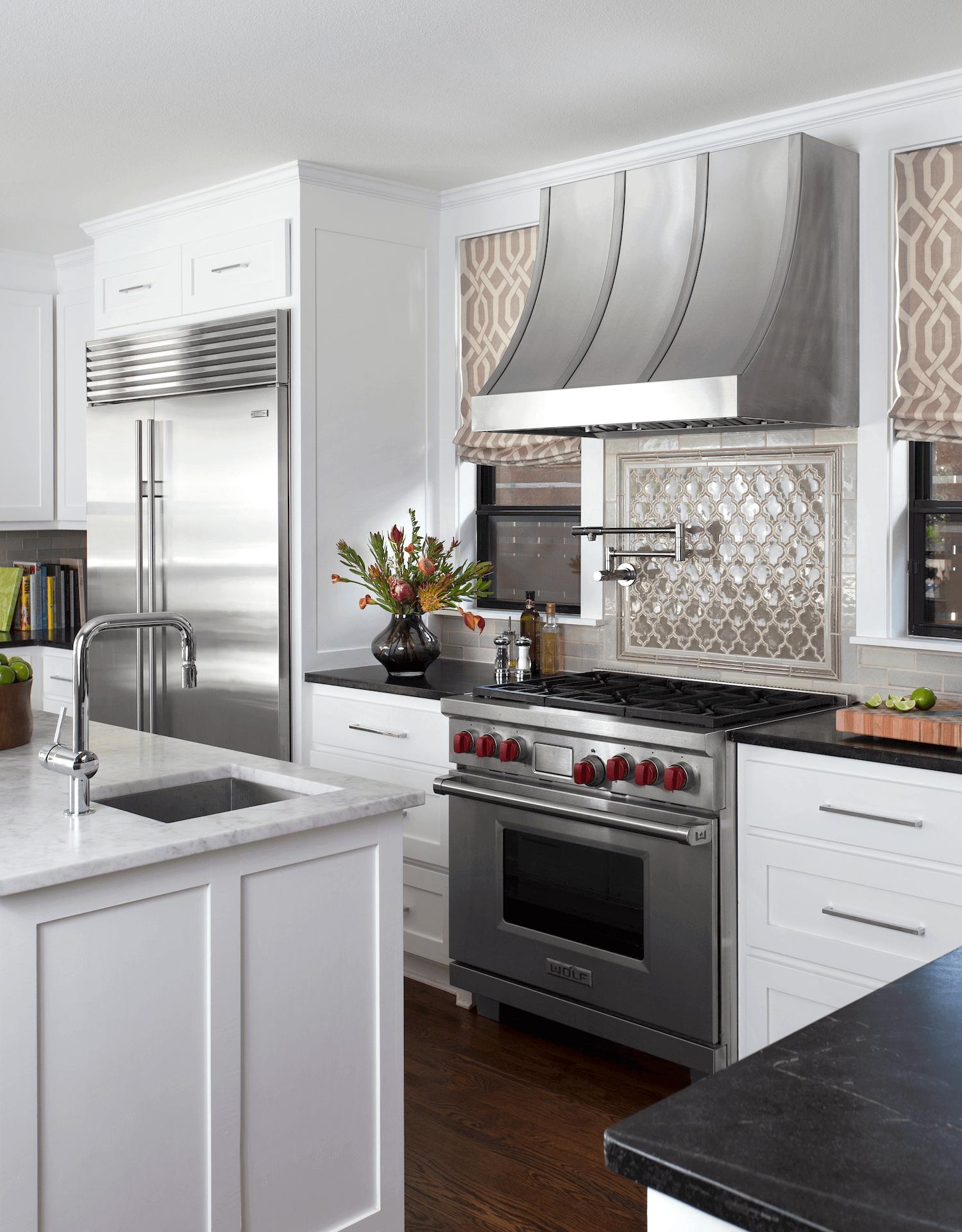 Tarrytown Kitchen | Robin Colton Interior Design Studio Austin Texas | www.robincolton.com