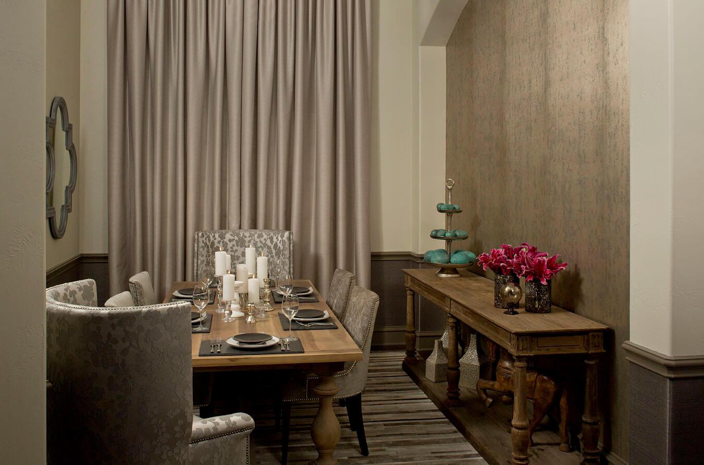 Steiner Ranch Dining Room | Robin Colton Interior Design Studio Austin Texas | www.robincolton.com