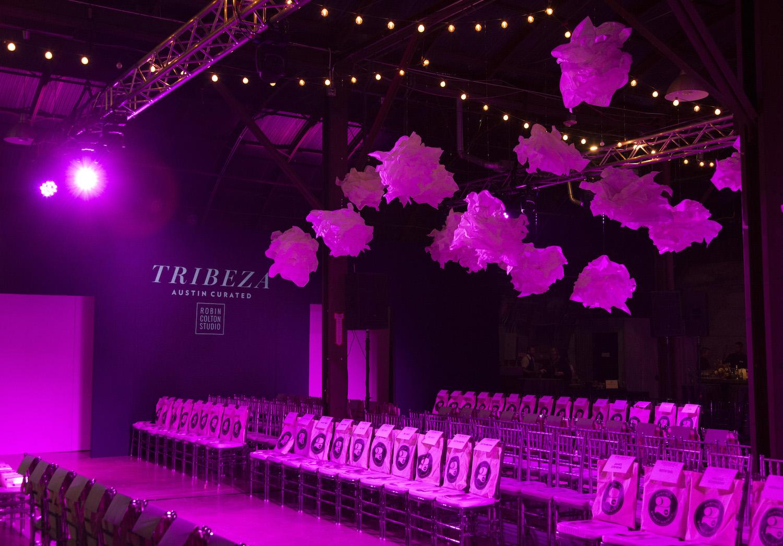Tribeza Style Week Fashion Show Event   Robin Colton Interior Design Studio Austin Texas   www.robincolton.com