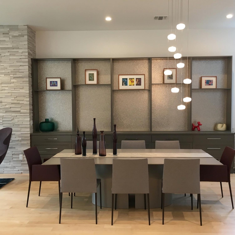 Tarrytown Dining Room | Robin Colton Interior Design Studio Austin Texas Blog | www.robincolton.com