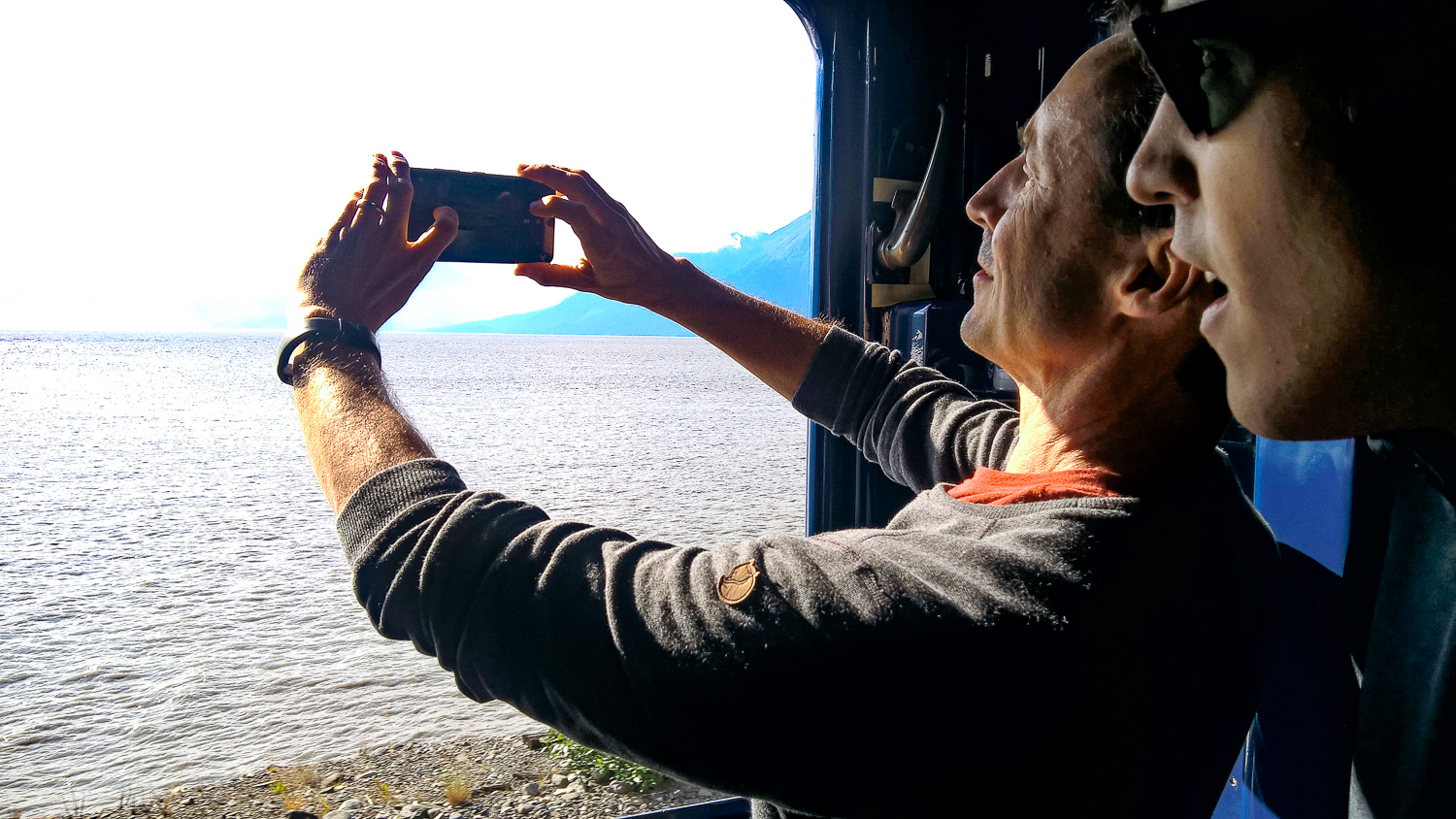 Nat Geo Photographer Stephen Alvares was also on the trip to shoot with us. Awesome dude and photographer.(Shot with the Nokia Lumia 640 XL)