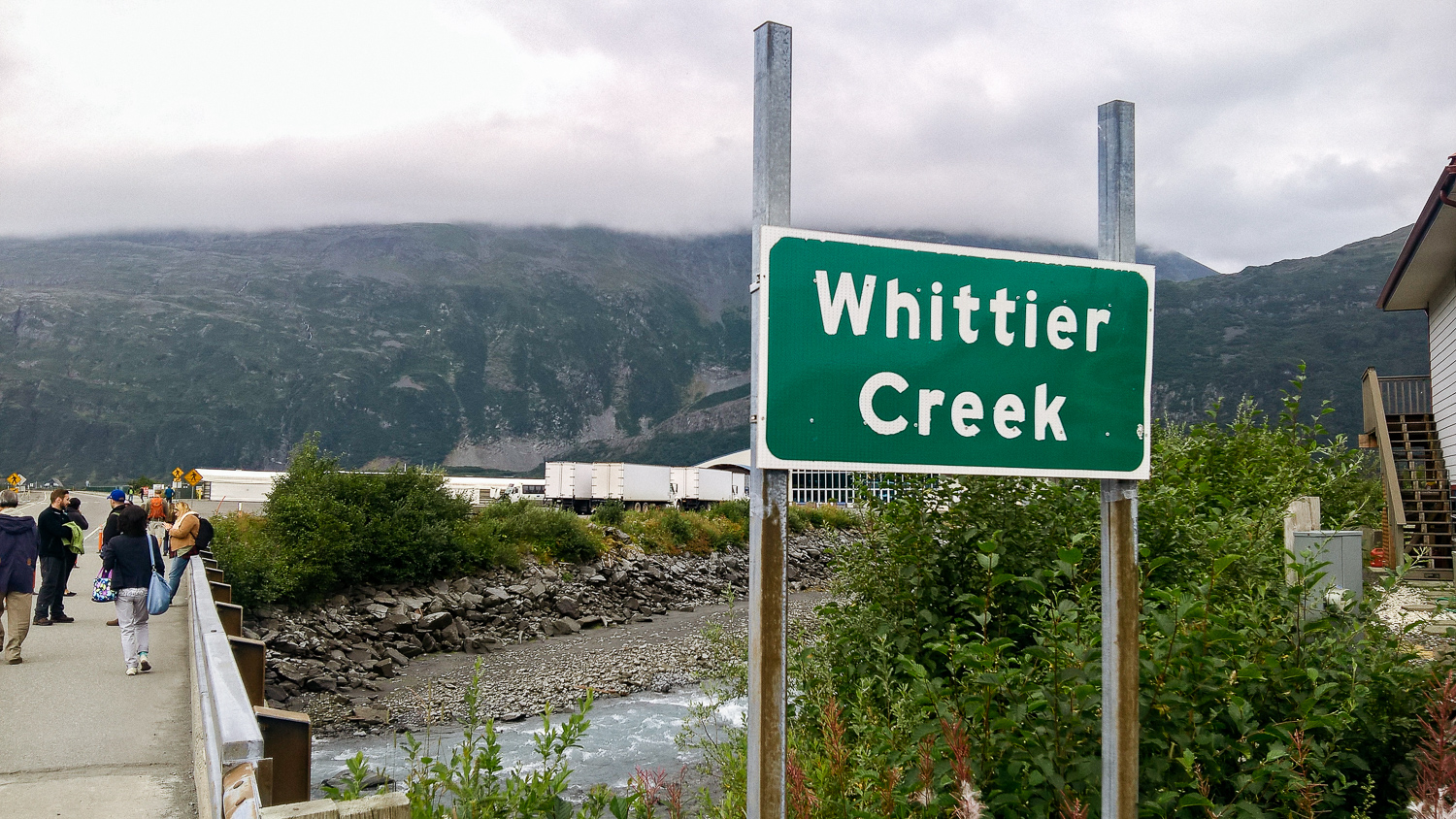 We ended up in Whittier, which seems to have more amazing glaciers than it does people.(Shot with the Nokia Lumia 640 XL)