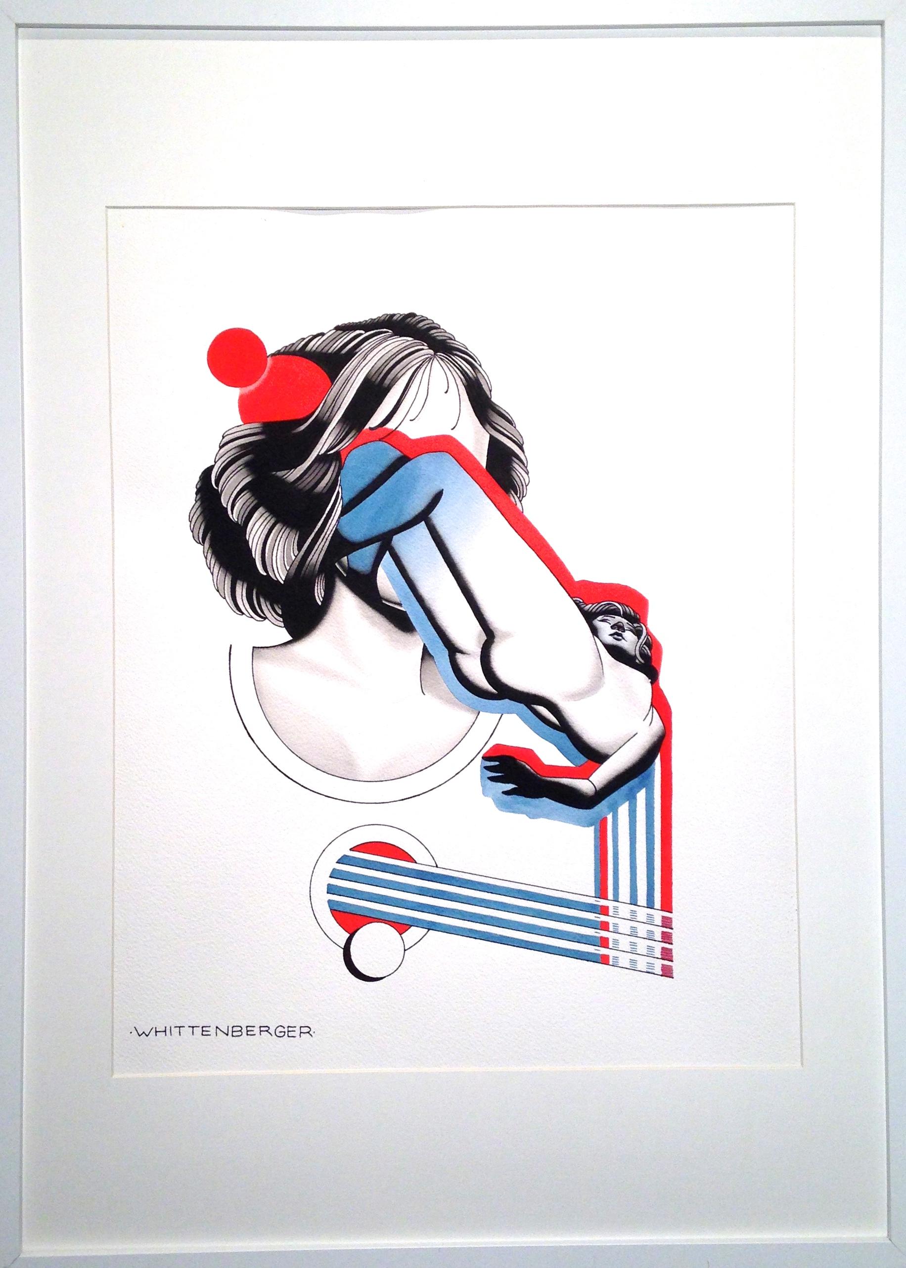 ELARA 19 in. x 27 in. framed  $400