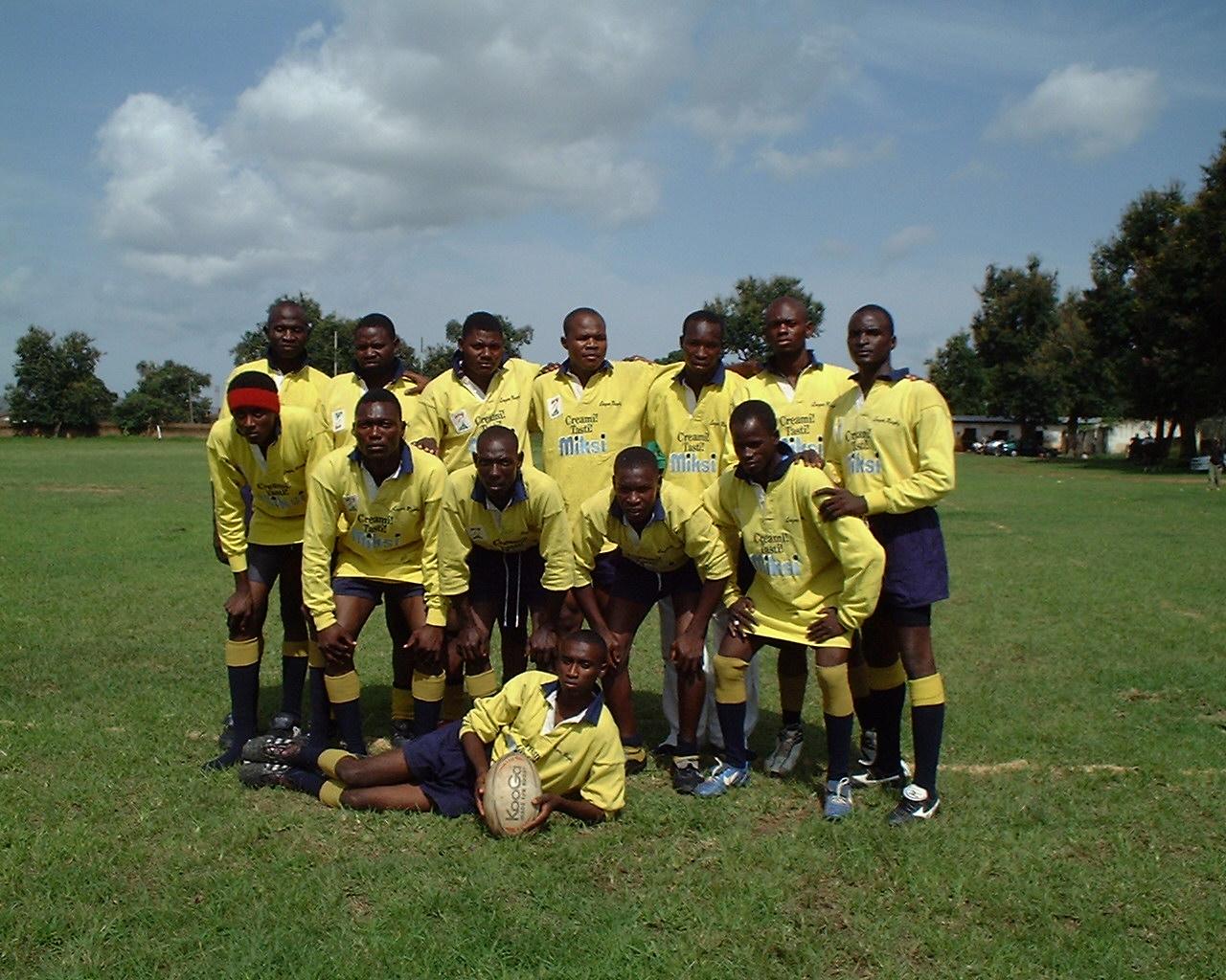 Barewa Rugby 2005