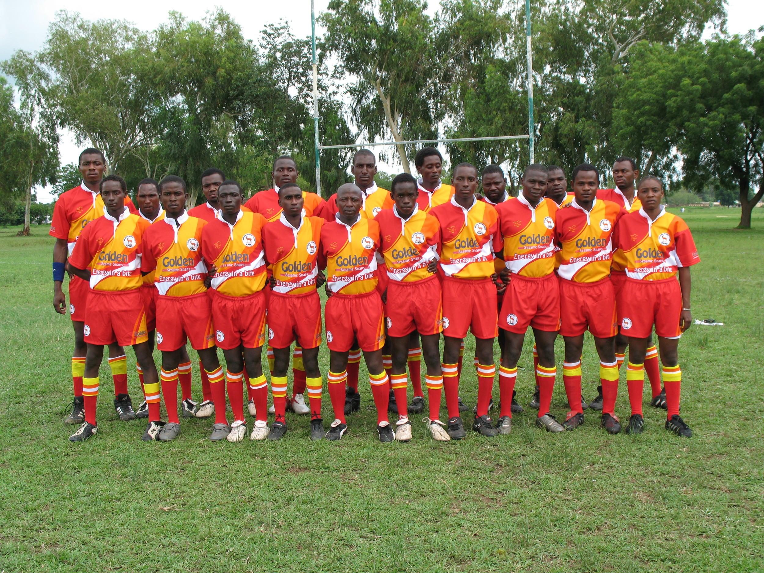 Barewa Rugby 2008
