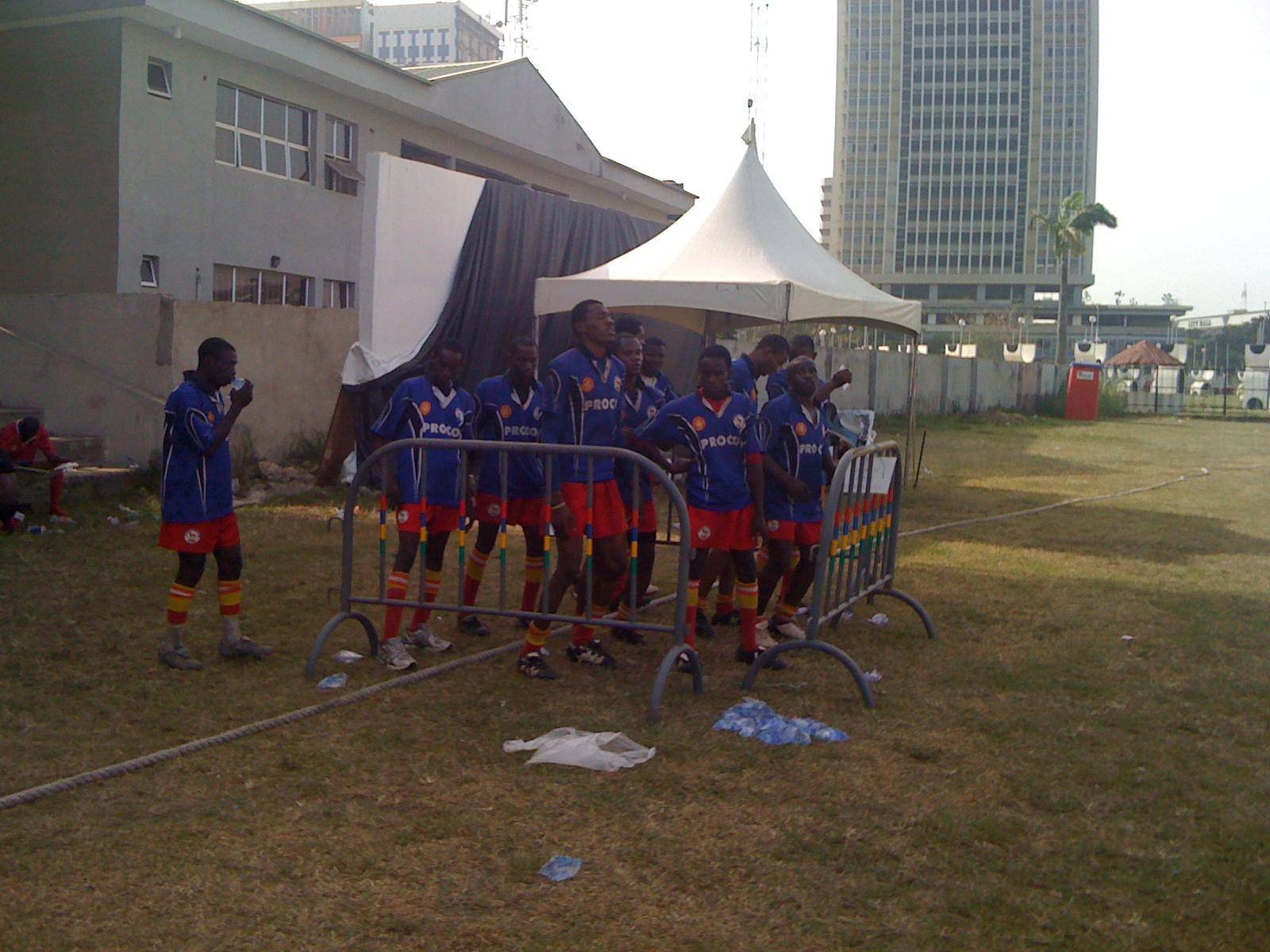 Barewa Rugby at Lagos 7s 2009