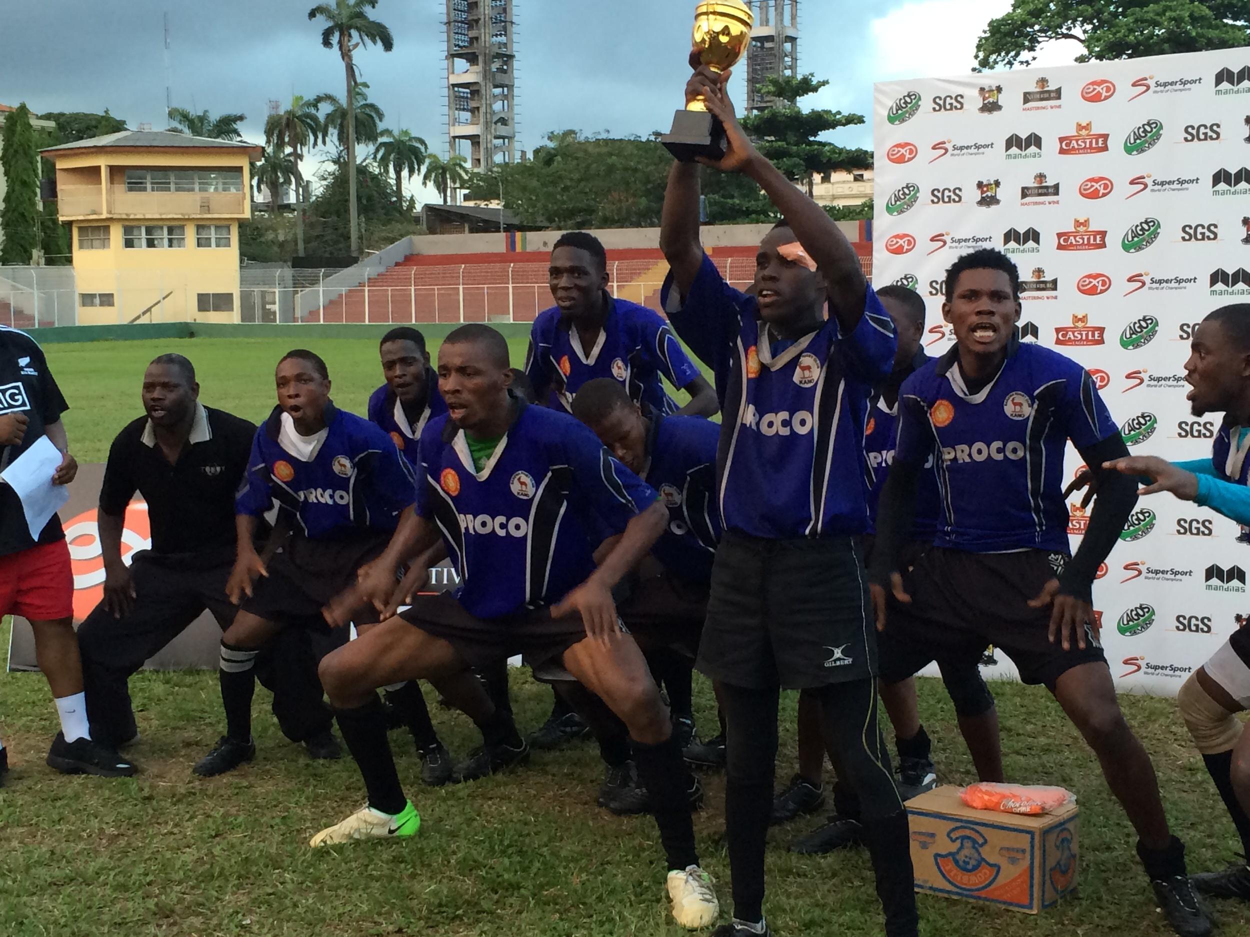 Champions Lagos 7s 2013