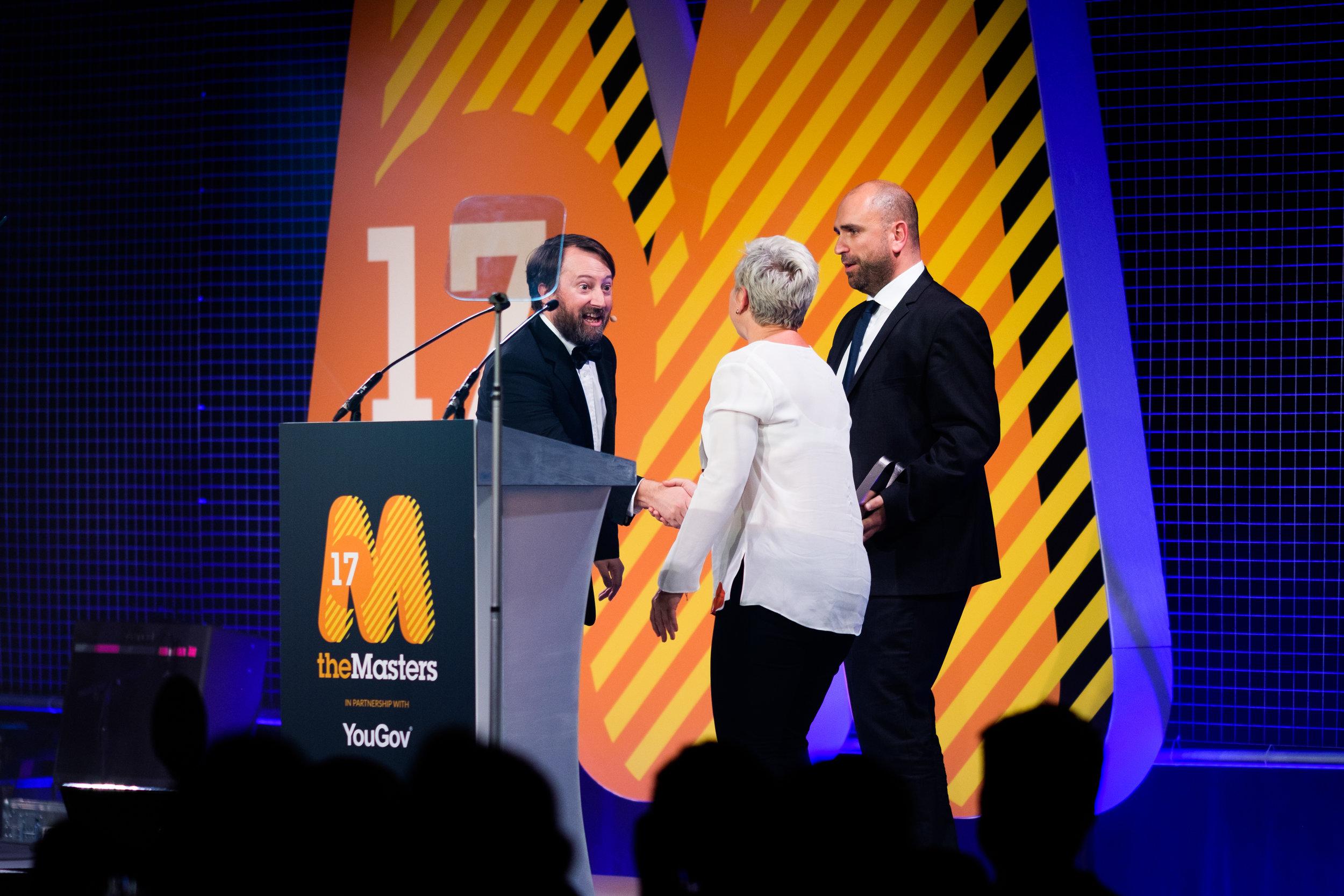 Masters of Marketing Awards 2017