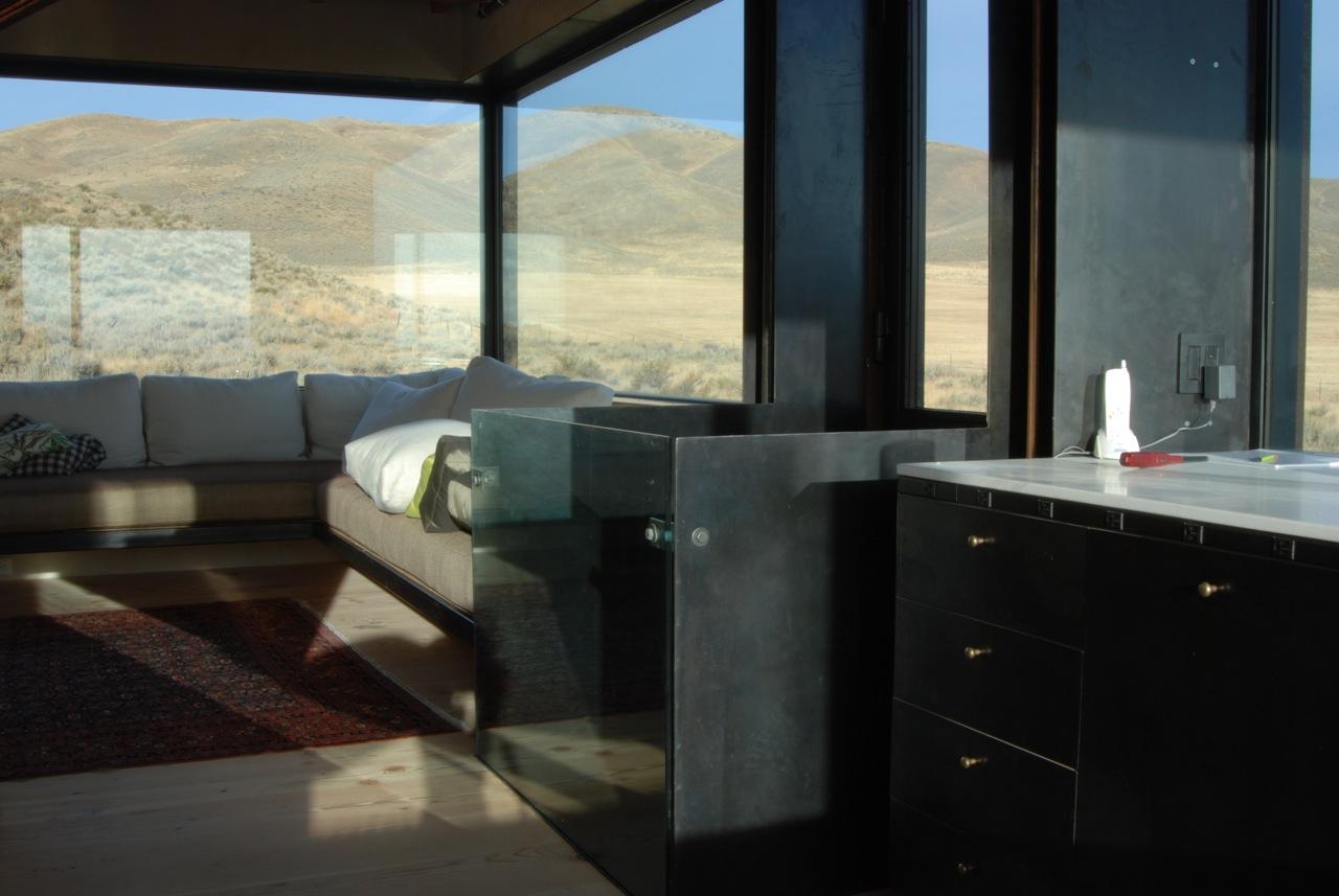 kitchen cabinet cladding and entry surround.jpg