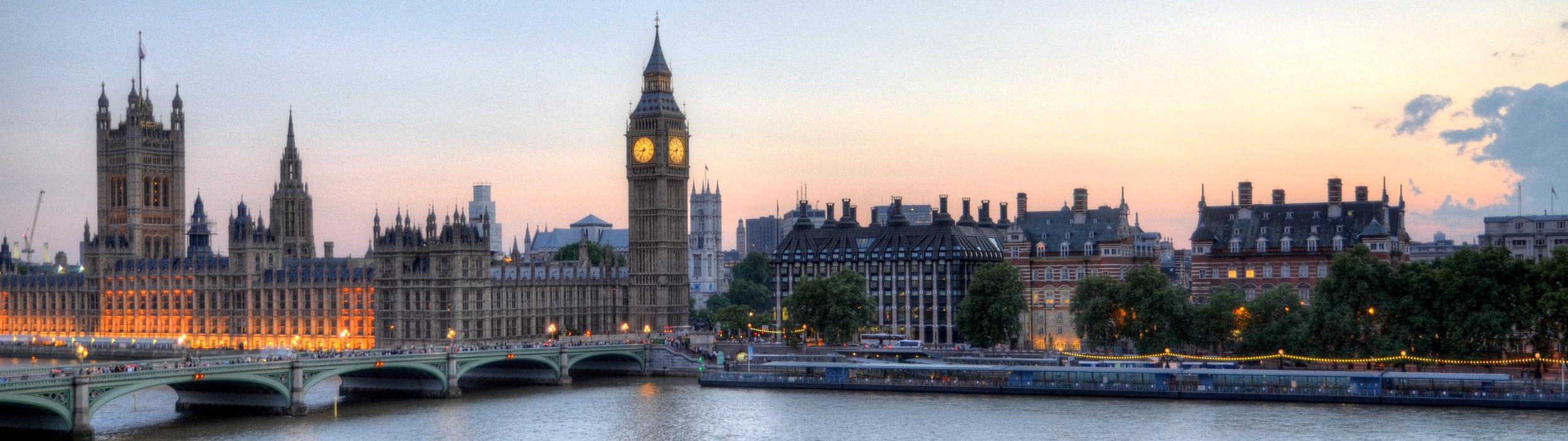 Englisch lernen in London - am Puls der Nation