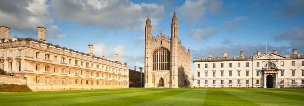 Englisch lernen in Cambridge, Fahrrad nicht vergessen!