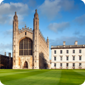Englisch lernen in Cambridge