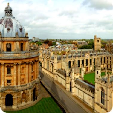 Sprachreise nach Oxford