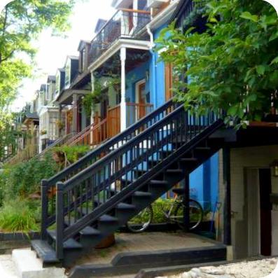Englisch lernen in internationalen Umgebung - Montreal