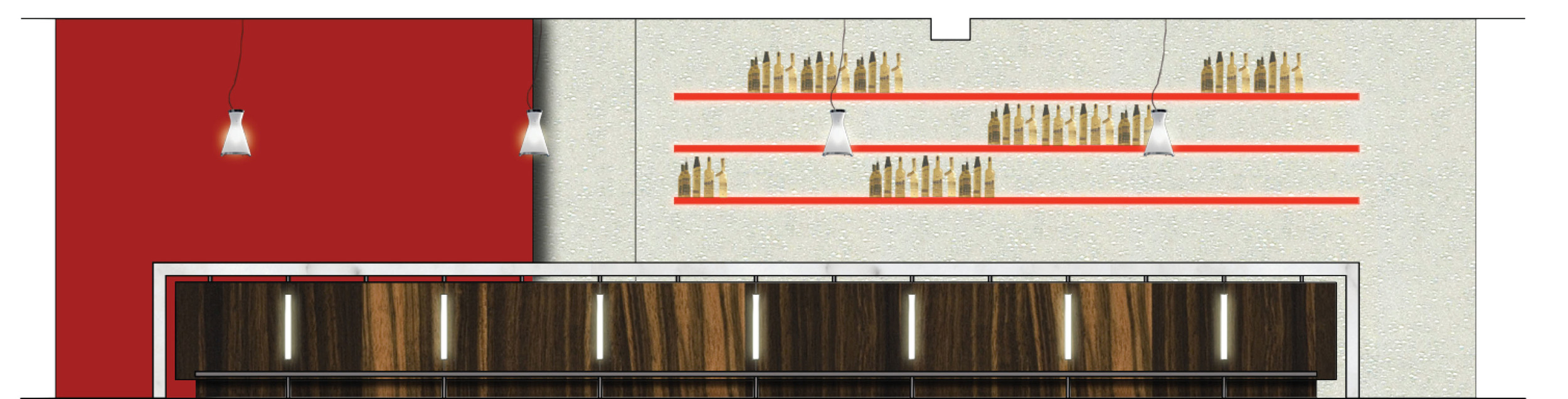 Bar Elevation