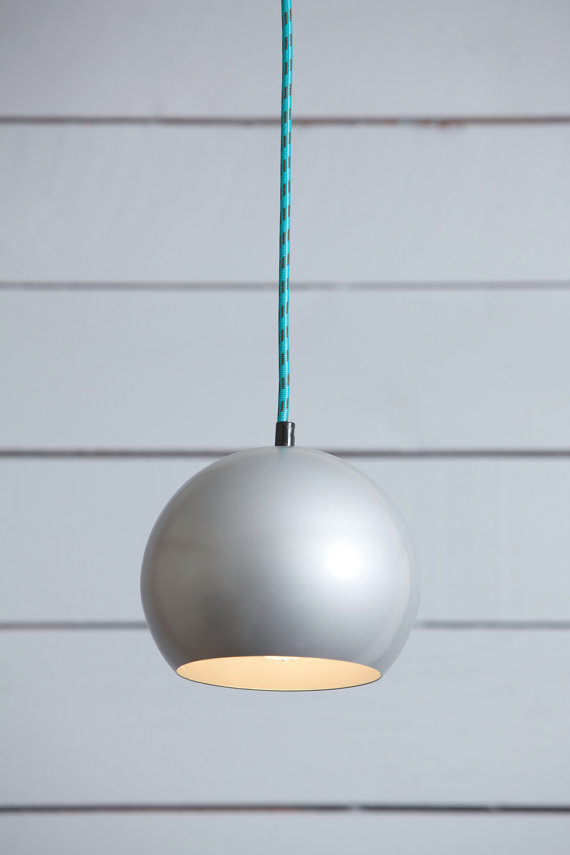 Gray Eye Ball Light