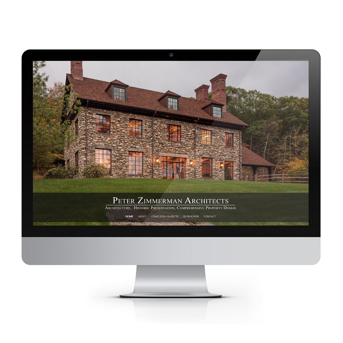 Peter Zimmerman Architects Website