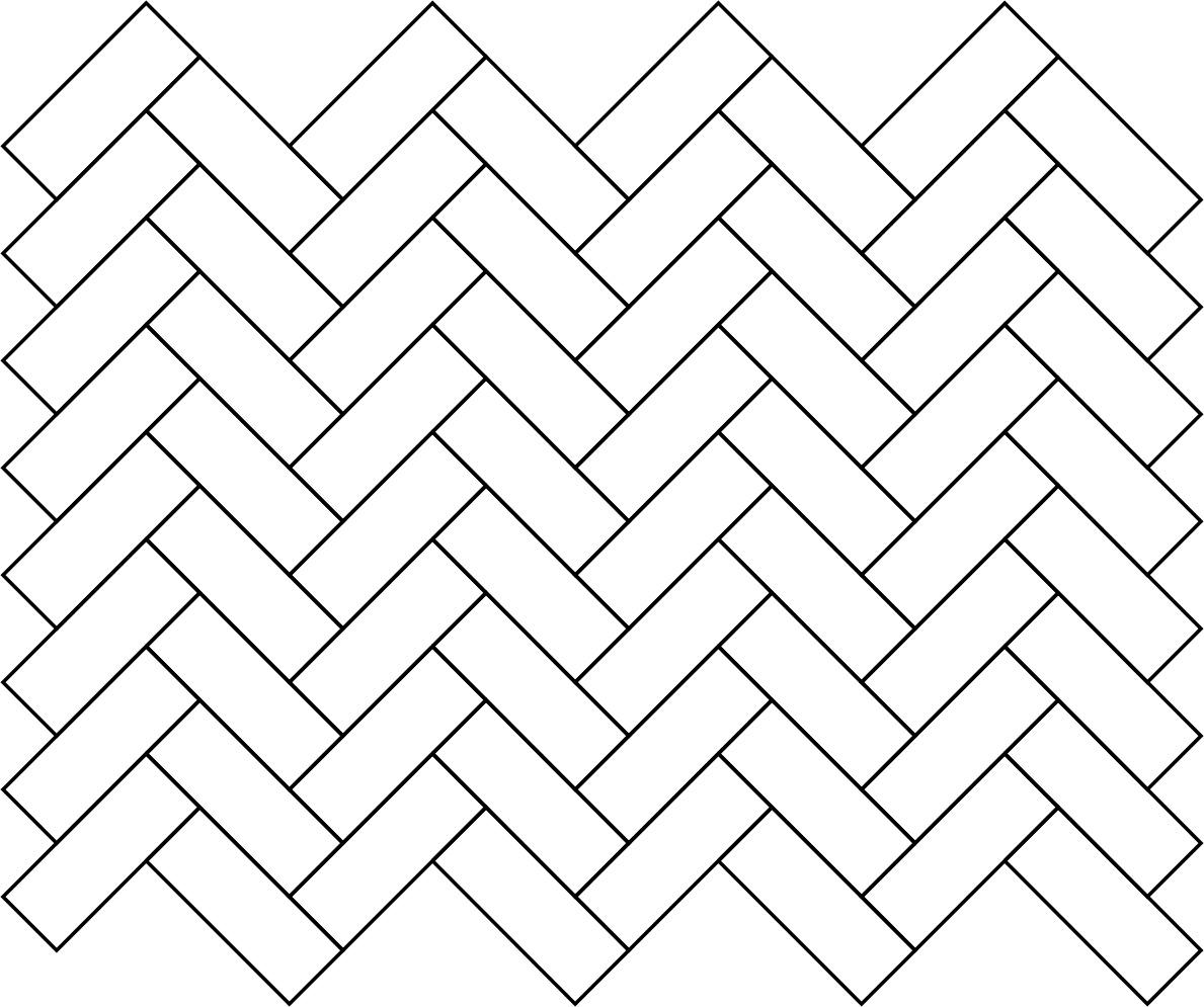 Common Subway Tile Patterns