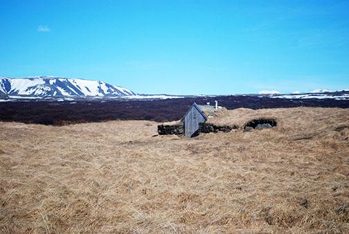 Iceland - Hallvik