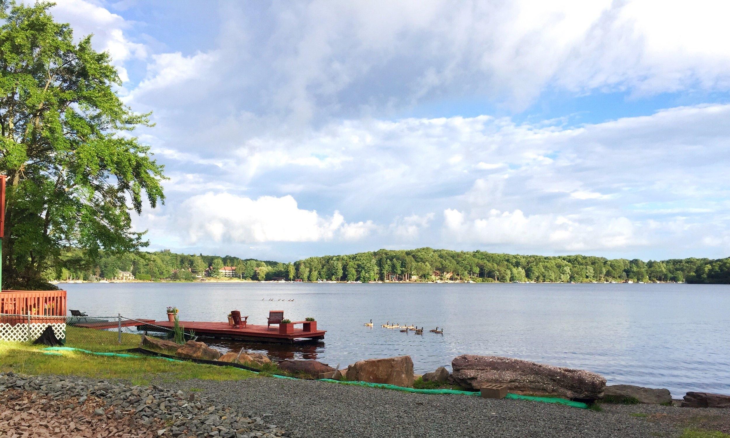 Poconos - Lake Harmony