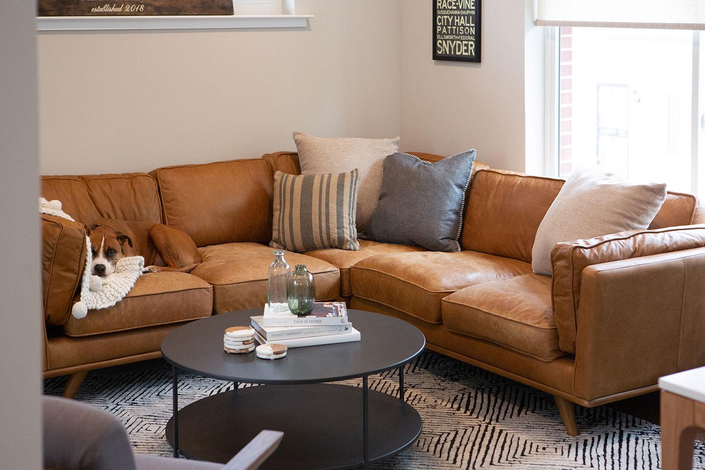 Newlywed Living Room
