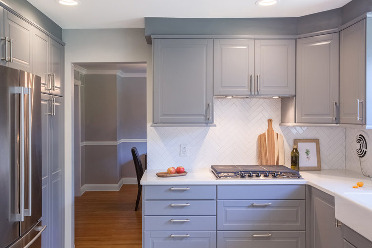 Cherry Hill Kitchen Remodel