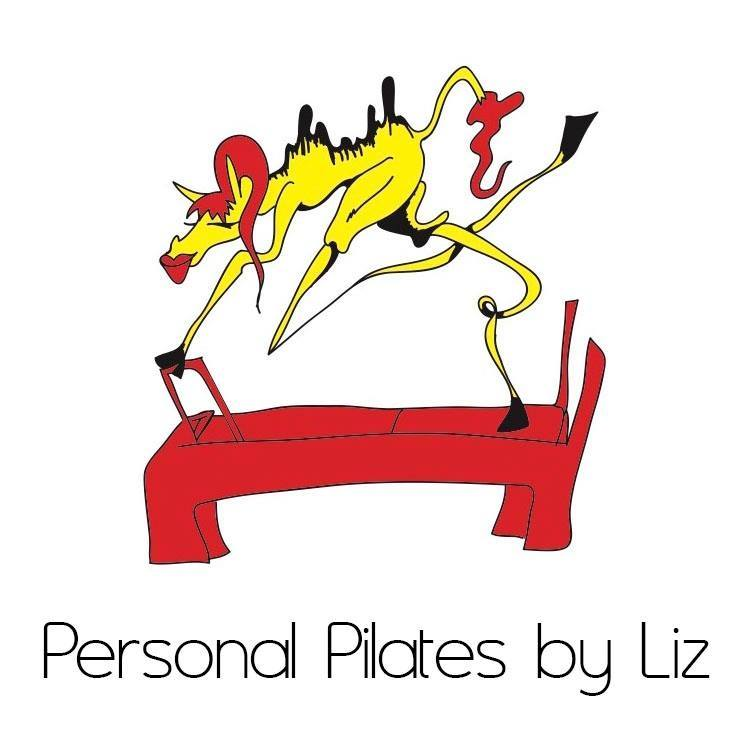 Personal pilates by liz weird ass logo