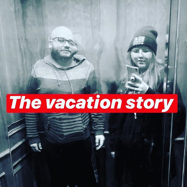 The past few weeks we've been sharing our vacation adventures. Grey literally left for his cruise in the port of New Orleans so I flew my ass down there to say bye! Hear all about our wild night in New Orleans and Grey's wild cruise. He bleeds everywhere so you know it's gotta be crazy.⠀ .⠀ #podcast #selfie #vacation #cruise #ocean #queer #gay #man #beach #personal #friendship #fashion #photo #poppunk #lifestyle #itunes #illinois #me #chicago #waxlips #portrait #life #photooftheday #magic #friends #fwb #gross #gay #shit