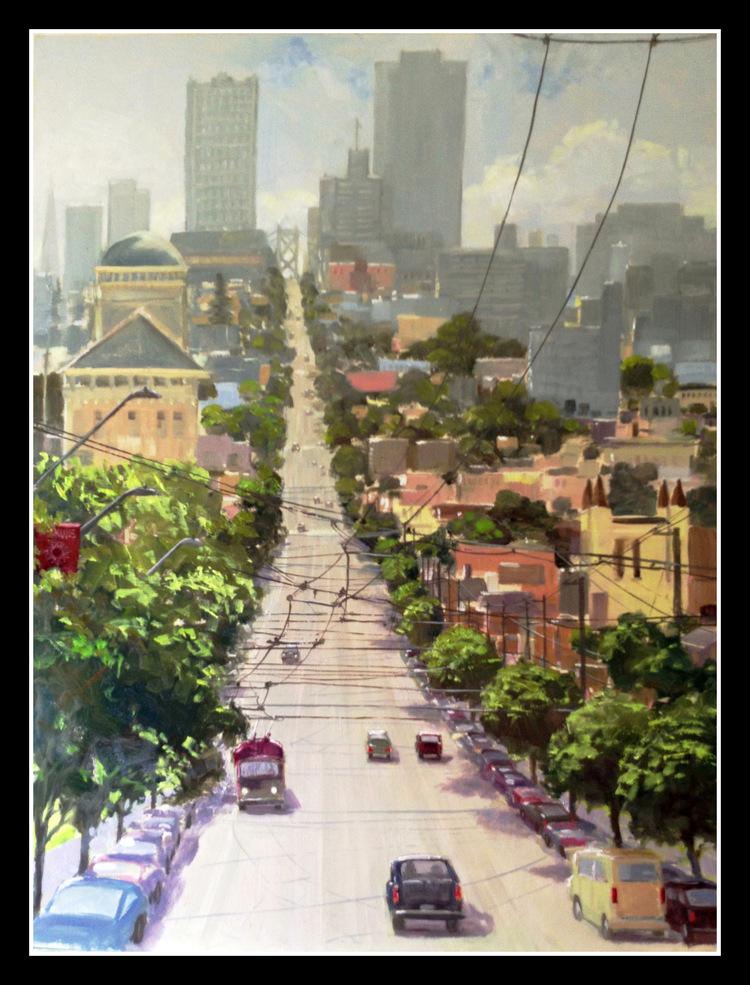 California Street, San Francisco