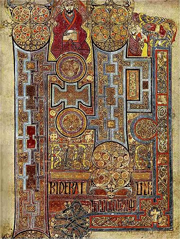 The Book of Kells reminds us of our multi-millennia love affair with book-shaped books.