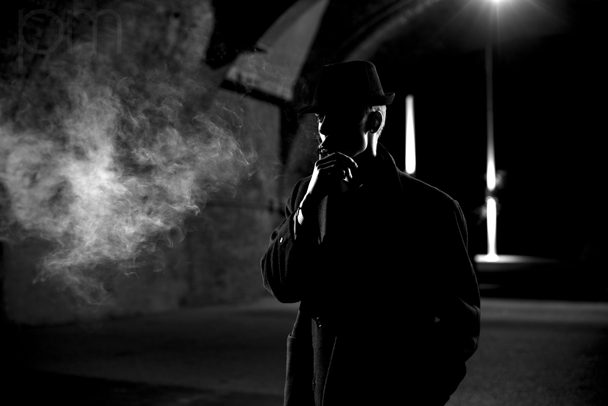 Film Noir Inspired