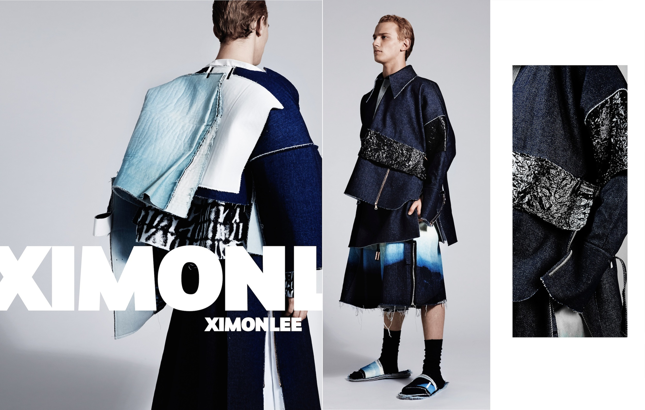 Ximon Lee Lookbook