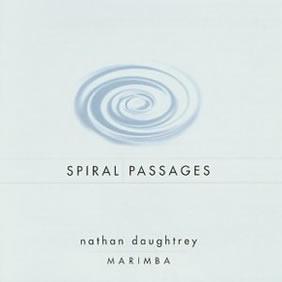 Spiral Passages: Nathan Daughtrey, marimba