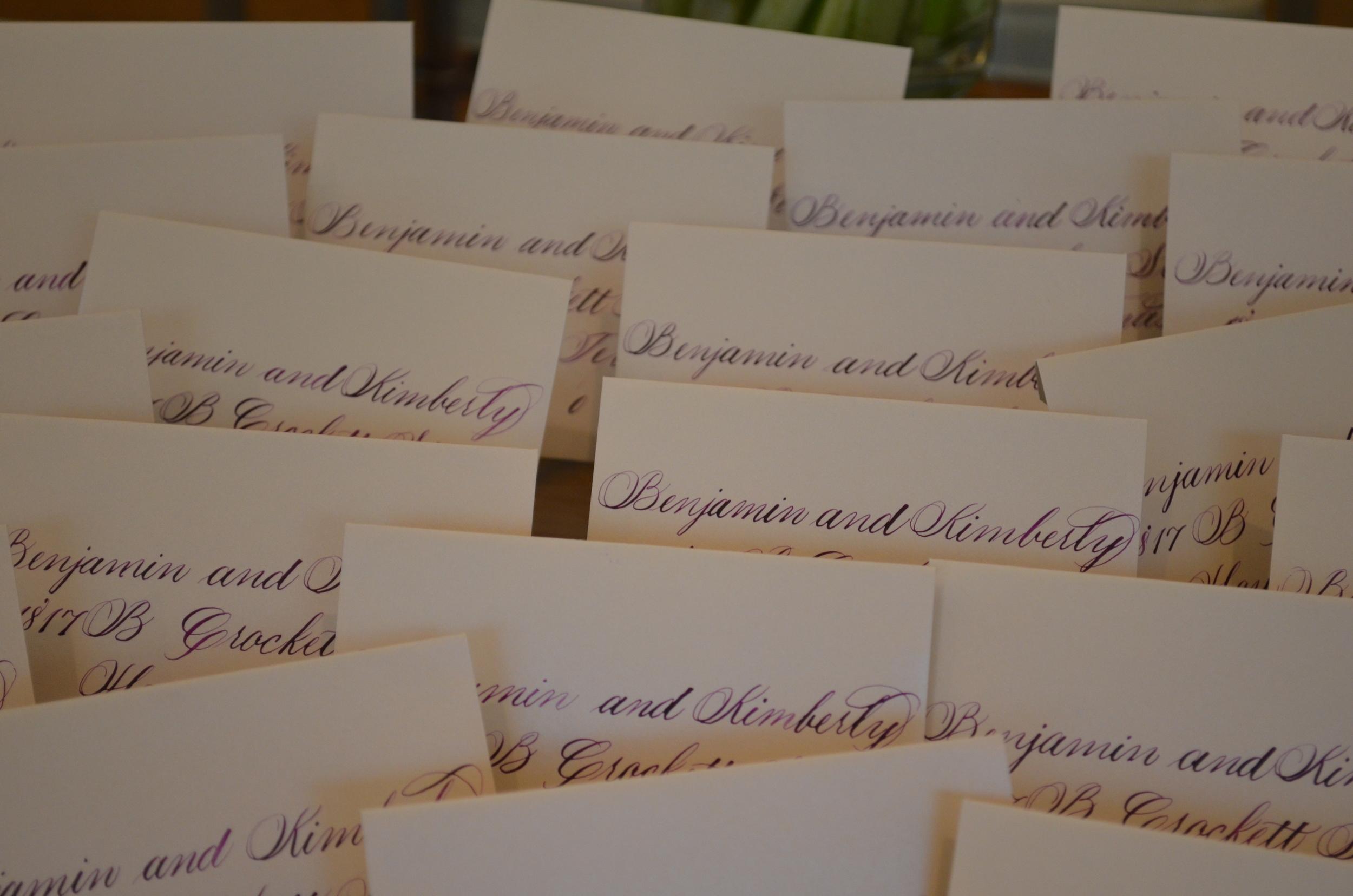 Wedding Calligraphy Houston.JPG