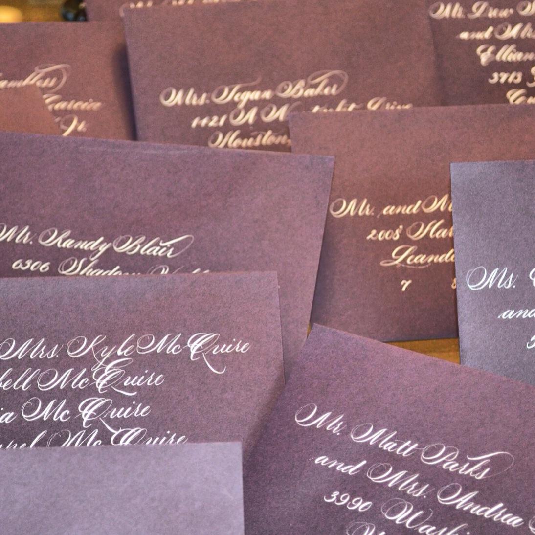 Wedding Invitation Calligrapher Houston.JPG
