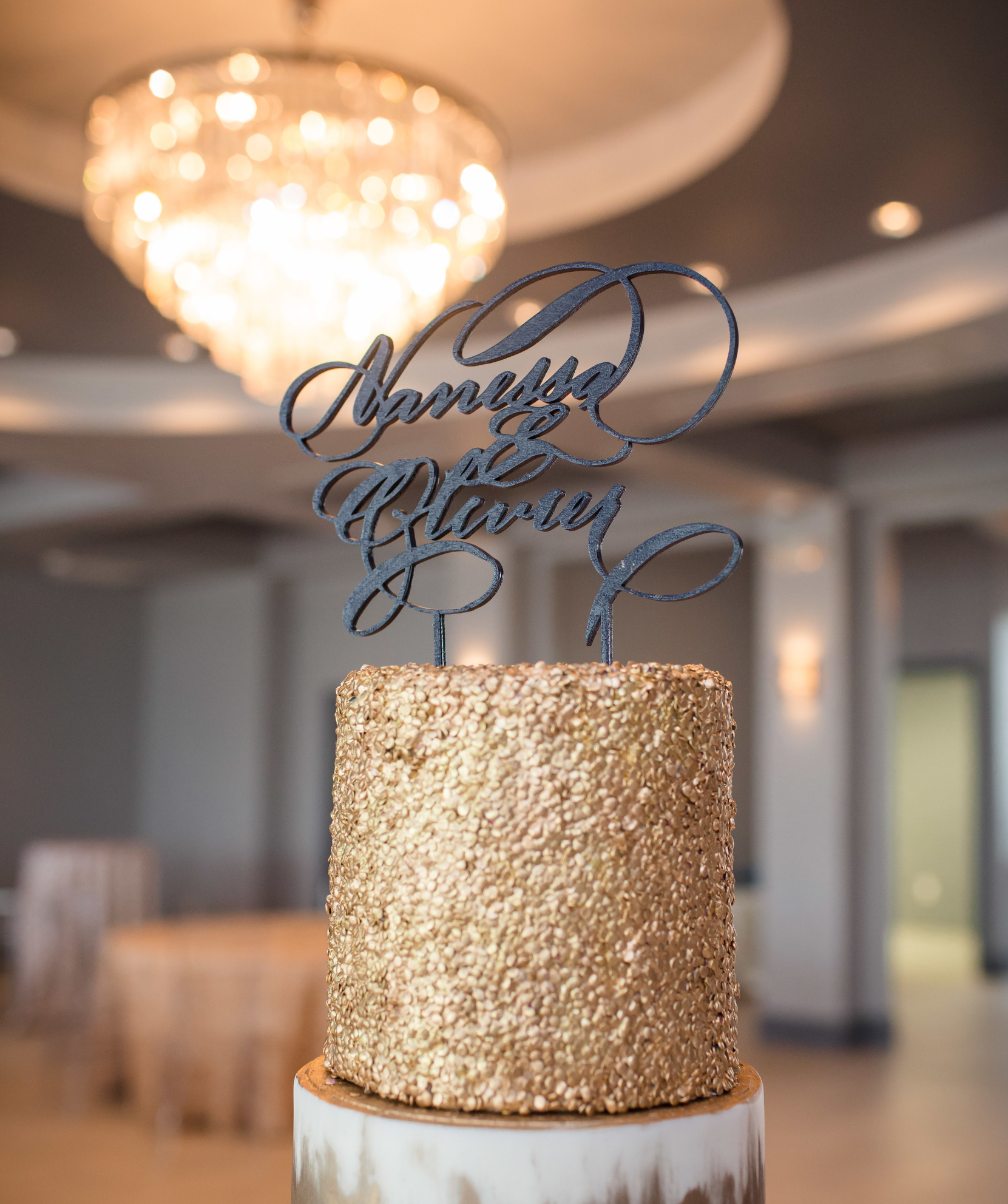 Houston Calligrapher Cake Topper.jpg