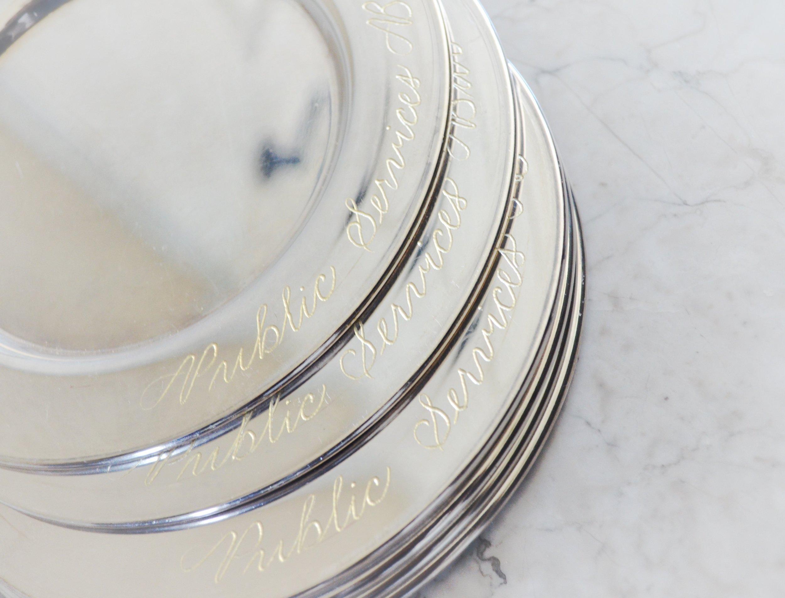 Jewelry Engraving Houston - Slinging Ink