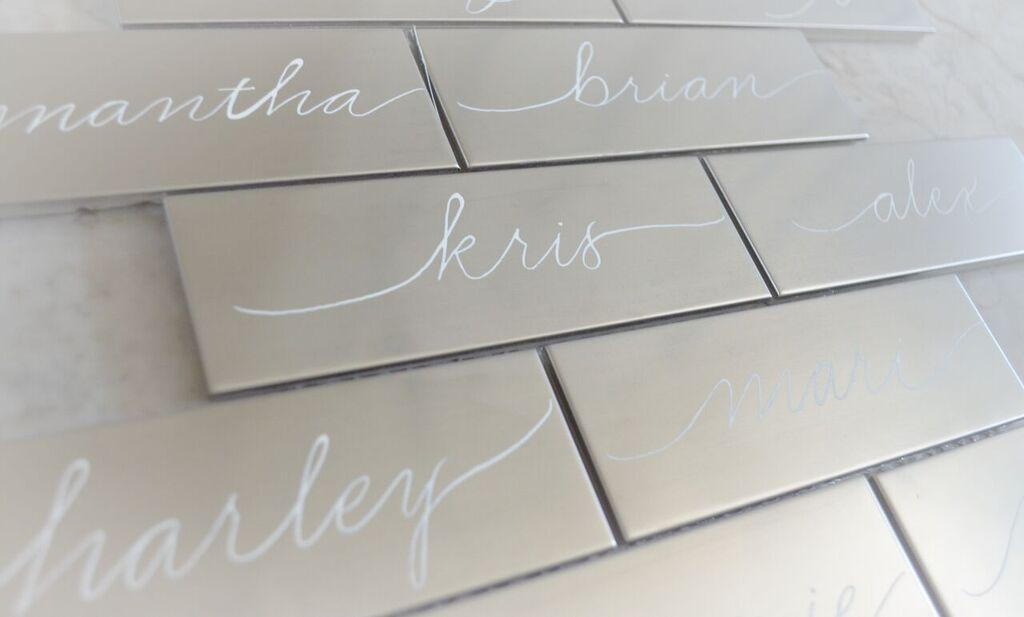 Houston calligraphy stainless steel.jpg