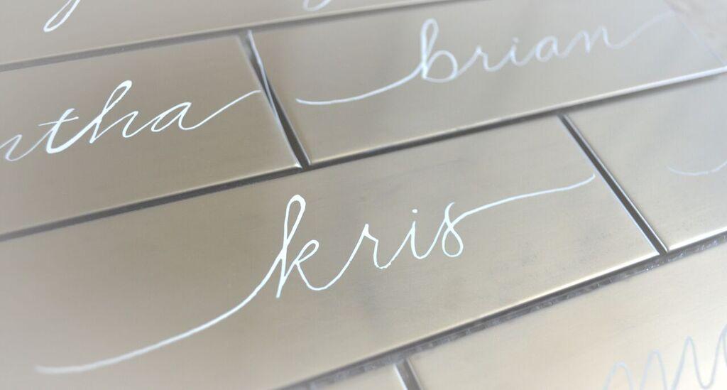 Houston calligraphy stainless steel 1.jpg